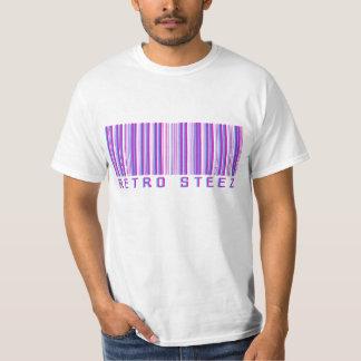 Retro Steez Bar Code T-Shirt
