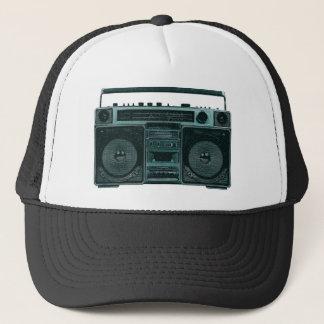 retro stereo hat