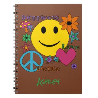 Retro Style Notebooks