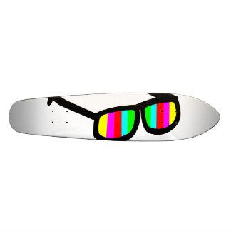 Retro Sunglasses Longboard Skate Board Decks