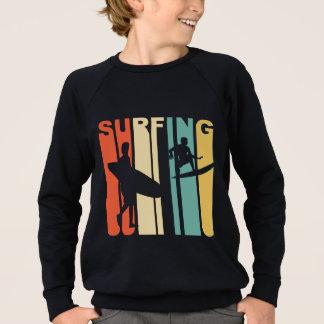 Retro Surfing Sweatshirt