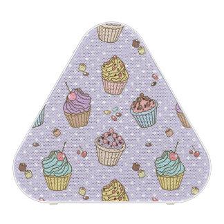 Retro Sweets Pattern Speaker