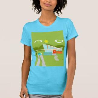 Rétro T-shirt d'affranchissement de Chambre de