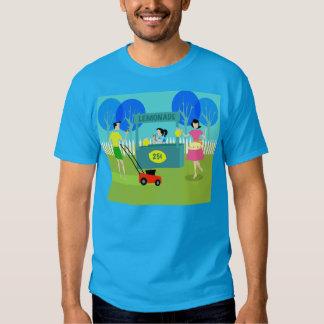 Rétro T-shirt du stand de limonade des enfants