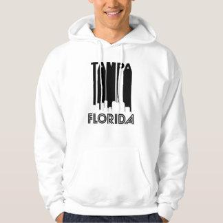 Retro Tampa Skyline Hoodie