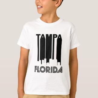 Retro Tampa Skyline T-Shirt