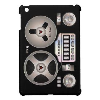 Retro Tape Recorder Magnetophon iPad Case