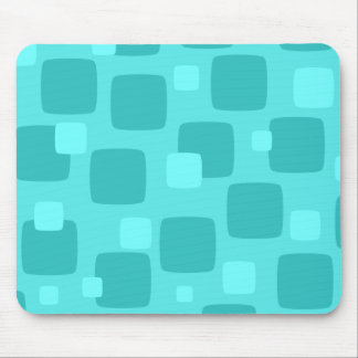 Retro Teal Mousepad