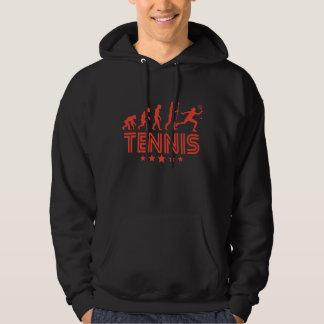 Retro Tennis Evolution Hoodie