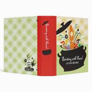 Retro terrine bursting flavour cooking recipe binders