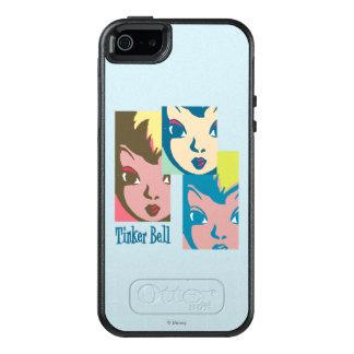 Retro Tinker Bell 1 OtterBox iPhone 5/5s/SE Case