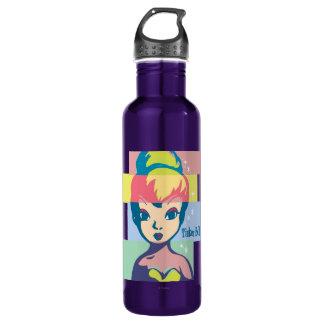 Retro Tinker Bell 2 710 Ml Water Bottle