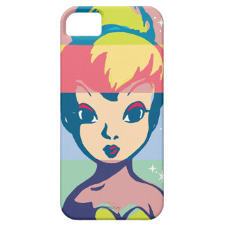 Retro Tinker Bell 2 Case For The iPhone 5