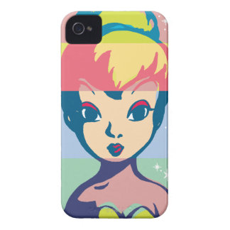 Retro Tinker Bell 2 Case-Mate iPhone 4 Cases