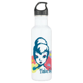 Retro Tinker Bell 3 710 Ml Water Bottle