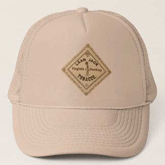 Retro Tobacco Label 1867 a Trucker Hat