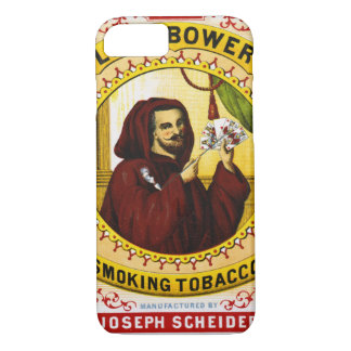 Retro Tobacco Label 1869 c iPhone 8/7 Case