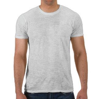 Rétro torche (burn-out) t-shirts