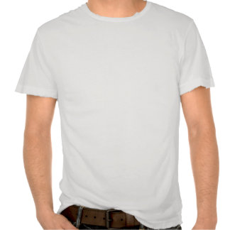 Rétro torche (détruite) t-shirt