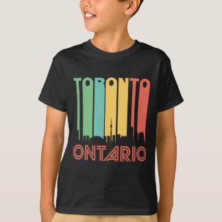 Retro Toronto Skyline T-Shirt