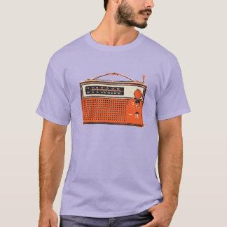 retro transistor radio T-Shirt