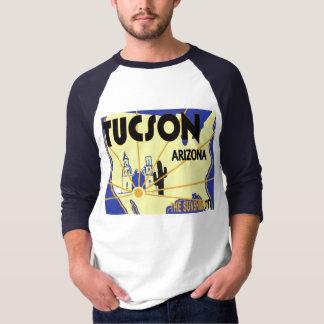 Retro Tucson Arizona advertising T-Shirt