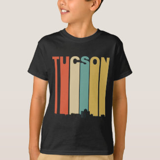 Retro Tucson Arizona Skyline T-Shirt