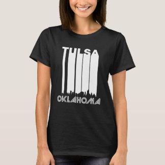 Retro Tulsa Skyline T-Shirt