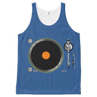 Retro Turntable Vinyl Recorder / any color /