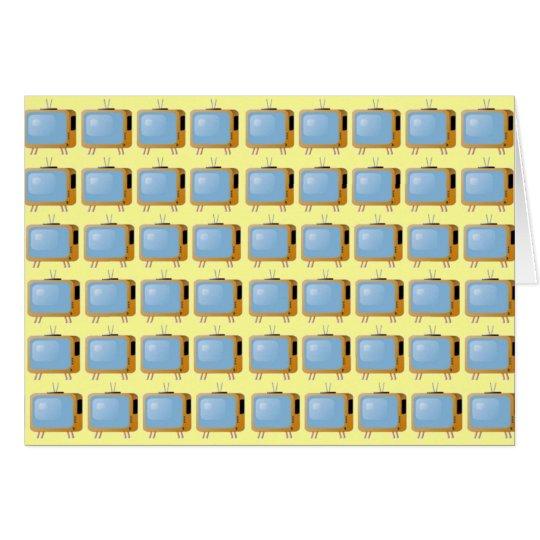 Retro TVs Card