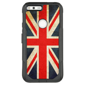 Retro Union Jack British Flag Google Pixel XL Case