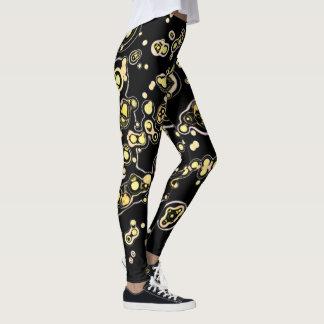 retro universal leggings