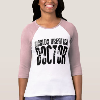 Retro Urban Cool Doctors : World's Greatest Doctor T Shirts