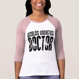 Retro Urban Cool Doctors : World's Greatest Doctor T Shirts