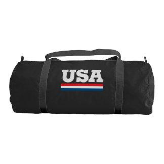 Retro USA Gym Bag