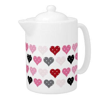 Retro Valentine's Hearts