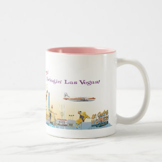 Retro Vegas Mug