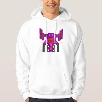 retro video games hoodie