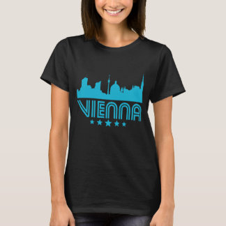 Retro Vienna Skyline T-Shirt