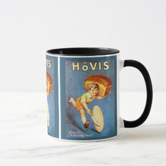 Retro vintage advertising, Hovis, bread Mug