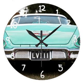 Retro vintage car clock