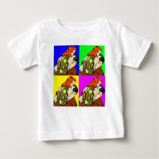 retro vintage comic baby T-Shirt