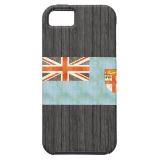 Retro Vintage Fiji Flag iPhone 5 Cover
