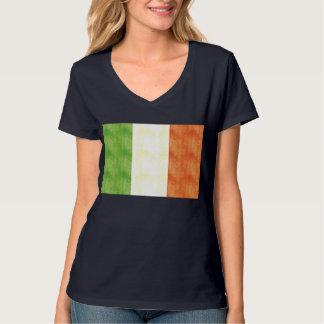 Retro Vintage Italy Flag T-Shirt