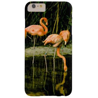 Retro Vintage Pink Flamingo Phone Case