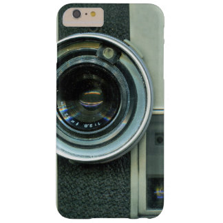 Retro vintage sixties 1960s 35 mm camera barely there iPhone 6 plus case