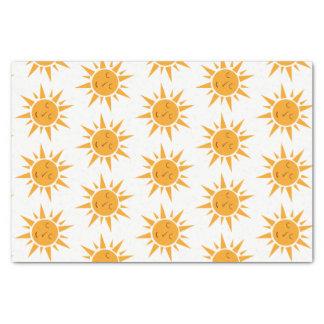 Retro Vintage Sun Boutique Couture Custom Tissue Paper