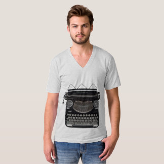 RETRO VINTAGE TYPEWRITER T-shirts and sweashirts