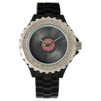 Retro Vintage Vinyl Record Watch - Jewelry & Gifts