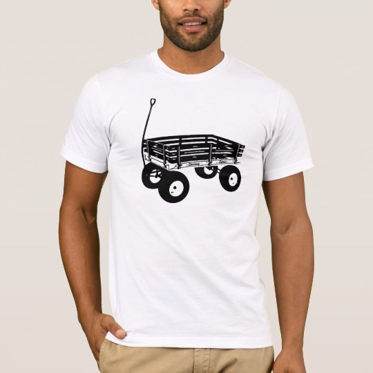 Retro Wagon T-Shirt